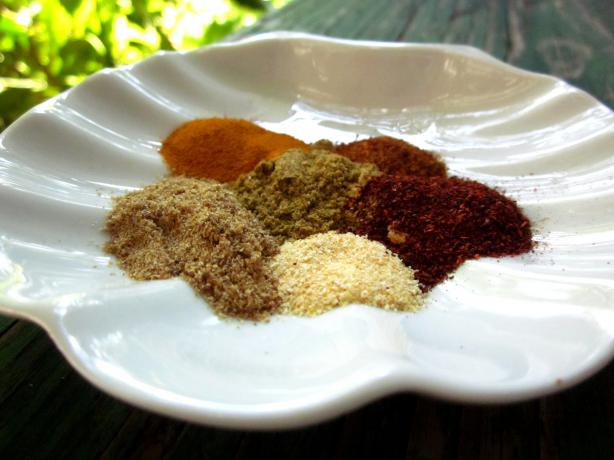 African Curry Powder. Photo by gailanng