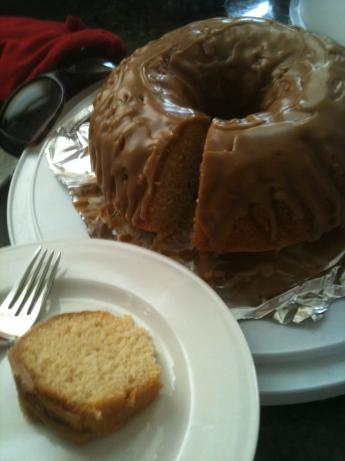 Oh My!! Caramel Cake!  Gluten, Dairy - Free!. Photo by LawyerMom