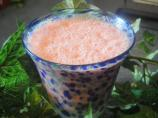 Authentic Thai Watermelon Smoothie