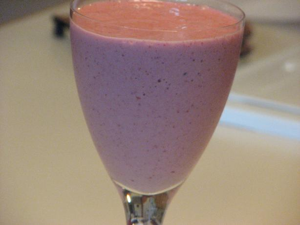 Stawberry Vanilla Smoothie. Photo by Bonnie G #2