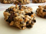 Vegan Cowboy Cookies (Healthy Version)
