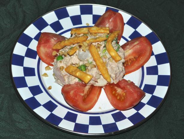 Oriental Tuna Salad. Photo by KateL