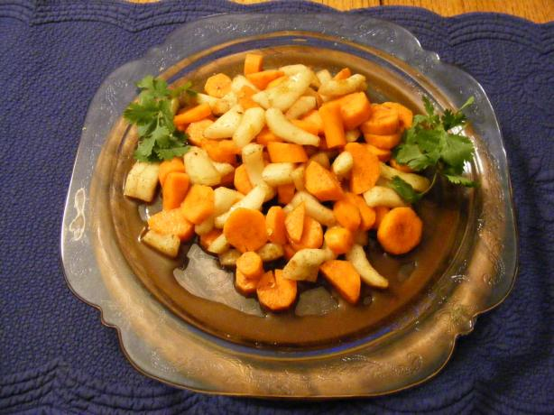 Chilean Cucumber and Carrot Salad. Photo by Nancy&#39;s Pantry