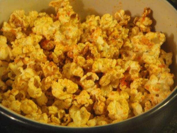 Spicy Popcorn Seasoning. Photo by Muffin Goddess