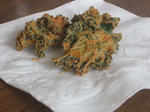 Nacho Kale Chips. Photo by Serah B.
