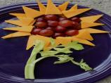 Say Cheesy Sunflower Centerpiece Directed by -- Tasty Dish--