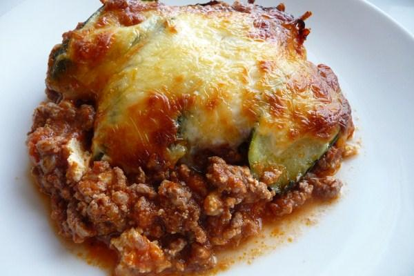Low Carb Lasagna Mama. Photo by Tea Jenny