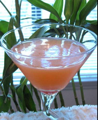 Pineapple Upside Down Cake Martini. Photo by loof