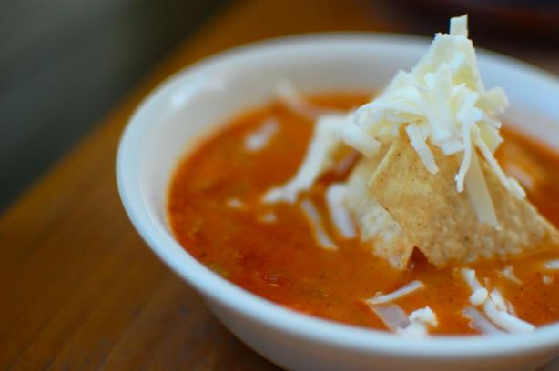 Chicken Tortilla Soup II. Photo by run for your life