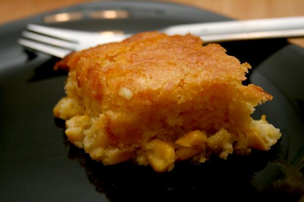Mexican Cornbread. Photo by CandyTX