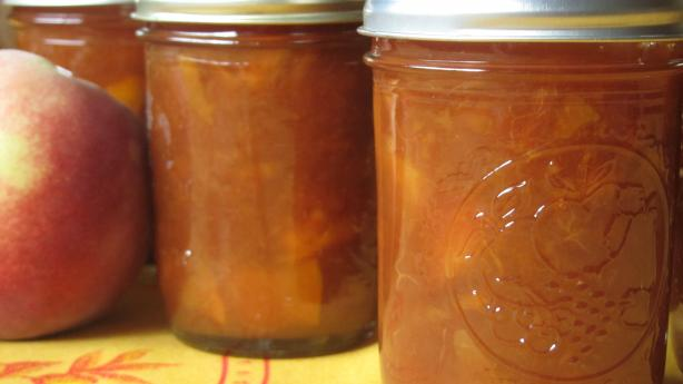Butterscotch Peach Jam. Photo by Rita~
