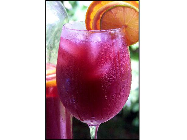 Sangria. Photo by NcMysteryShopper