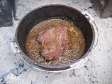 Carne En Su Jugo (Meat Cooked in It's Own Juice)