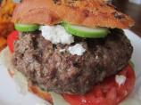 Lamb and Mint Patties / Burgers