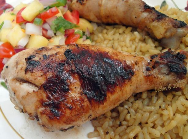 Spicy Citrus Grilled Chicken. Photo by Debbwl