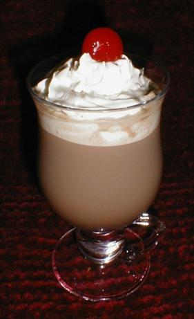 Hot Schnnocolate (Hot Chocolate & Peppermint Schnapps). Photo by Heather Sullivan