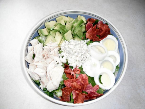 Low Carb Cobb Salad. Photo by *everydaymom*