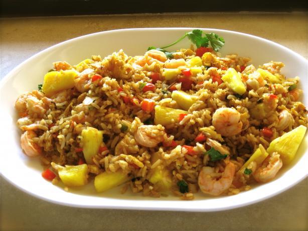 shrimp fried rice pineapple shrimp brown fried pineapple shrimp fried ...