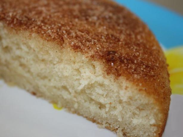 Cinnamon Tea Cake. Photo by **Jubes**