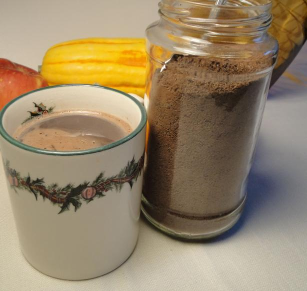 Vegan Hot Chocolate Mix. Photo by Debbwl