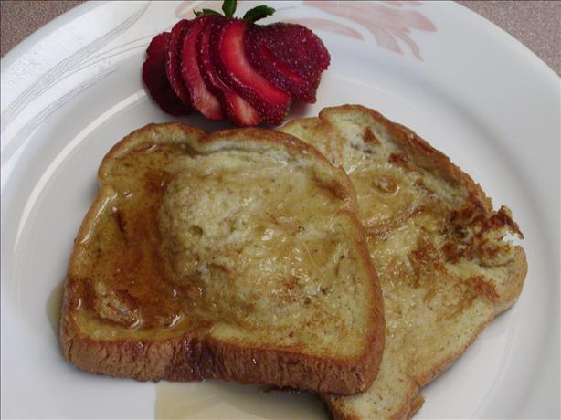 Egg-White French Toast. Photo by Rita~