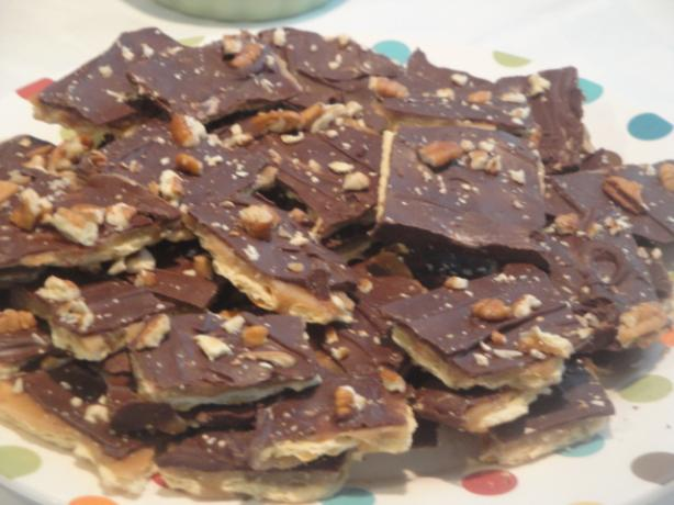 English Toffee Cookies. Photo by Muffin Goddess