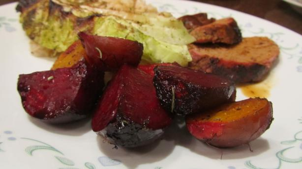Roasted Beets. Photo by Rita~