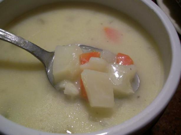 Dillard's Garden Room Dutch Potato Soup(Copycat). Photo by Crafty Lady 13