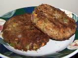 Delicious Tuna Cakes With Spicy Jalapeno Sauce