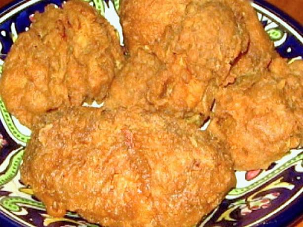 Popeyes Bonafide Mild Chicken (Copycat). Photo by Spice Guru