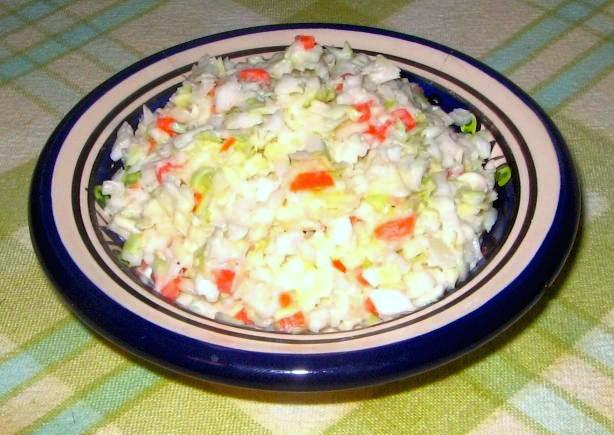 Honeybaked Ham Original Coleslaw (Copycat). Photo by Spice Guru