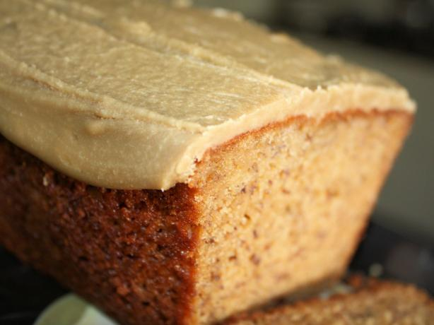 Banana Caramel Loaf. Photo by **Jubes**