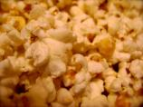 Homemade Healthy Kettlecorn Popcorn