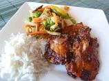Indonesian Chicken
