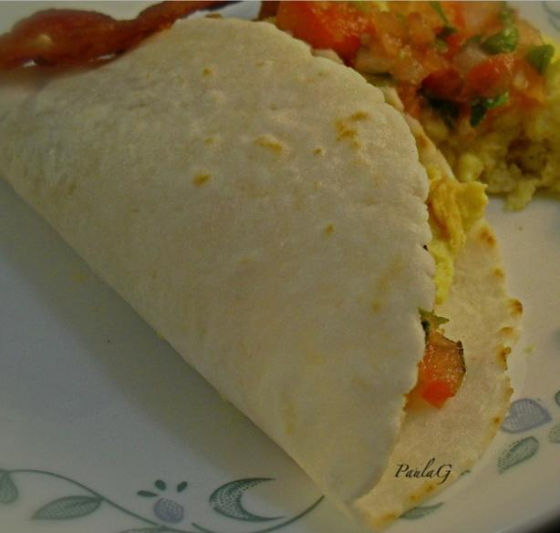 Rice Flour Tortillas. Photo by PaulaG