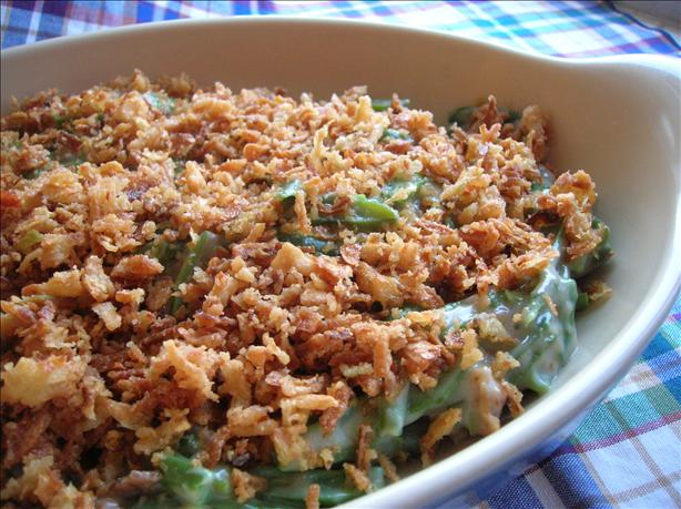 Green Bean Casserole. Photo by Pam-I-Am