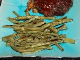 Roasted Green Beans