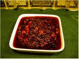 Mike&#39;s Special Holiday Cranberry Recipe