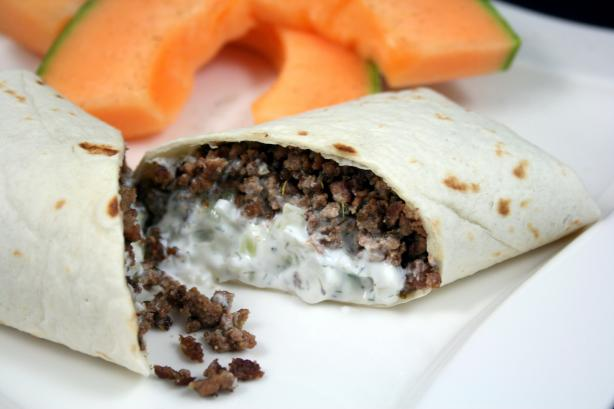 Gyro Burritos. Photo by **Tinkerbell**