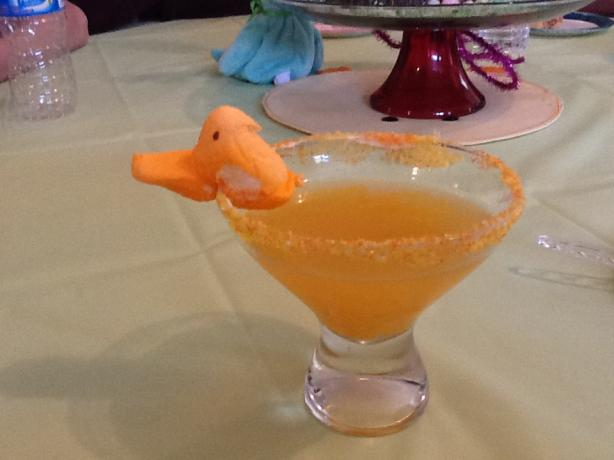 Cara Cara or Blood Orange Martini. Photo by CIndytc