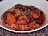 Chicken Bean and Veggie Stew