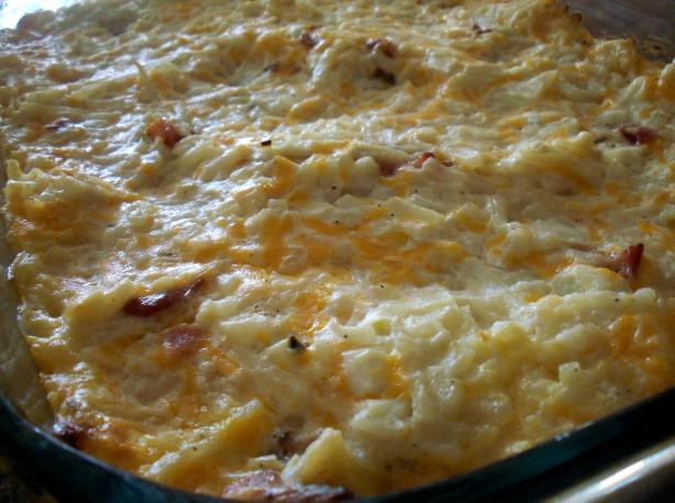 Too Easy Loaded Potato Casserole. Photo by *Parsley*