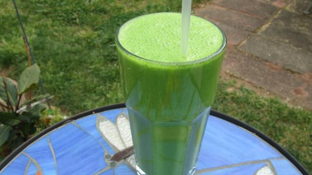 Green Smoothie. Photo by Rita~