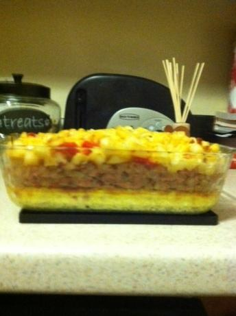 Breakfast Shepherd's Pie. Photo by mcollins316