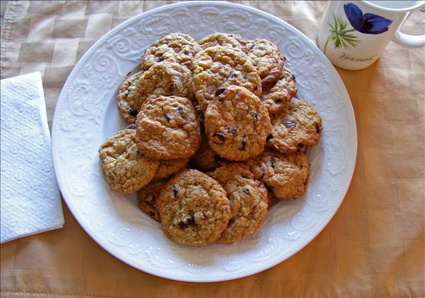 Chocolate Chip Skor Cookies. Photo by Sage