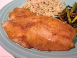 Spiced Pan-Fried Fish Fillets