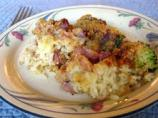 Harrington's Favorite Ham and Cheese Casserole