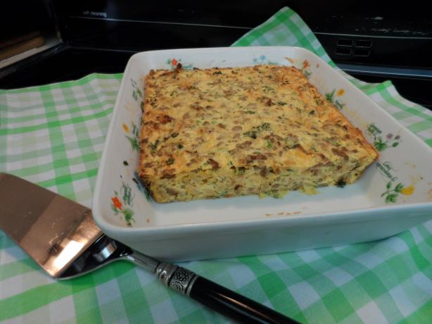 Southwest Sonoran Sunrise Breakfast Quiche. Photo by pippin5903@aol.com