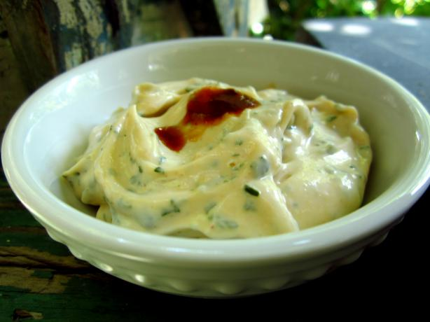 Chipotle Lime Mayonnaise. Photo by gailanng