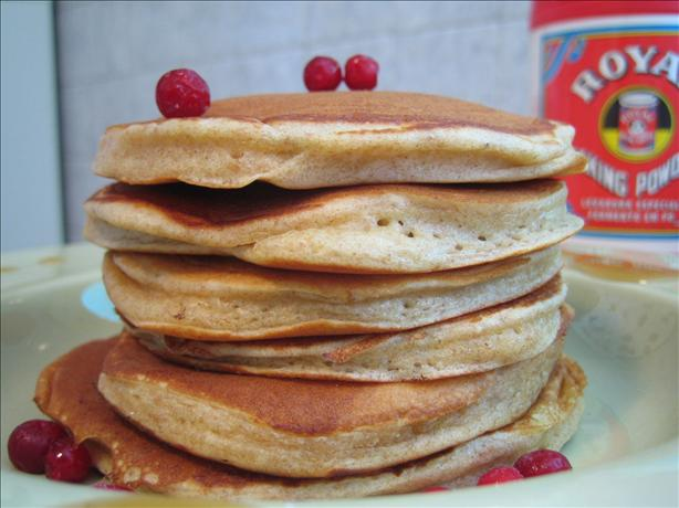 Whole Wheat Pancakes. Photo by Elodie